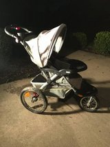 Baby Trends Swivel Wheel Jogging Stroller in Naperville, Illinois
