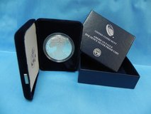 2003 american eagle,  one ounce silver  proof coin in Camp Lejeune, North Carolina