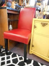 Classic Red Parson Chair (s) in Naperville, Illinois