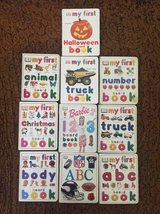 Lot of 10 baby books DK in Naperville, Illinois