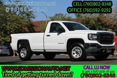 2016 GMC Sierra 1500 Base Ask for Louis (760)802-8348 in Camp Pendleton, California