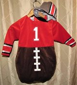 Koala Kids Football Costume 18 - 24 mos 2 piece set Halloween Player H in Fort Lewis, Washington