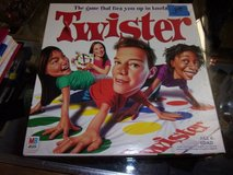 Twister Game in Fort Riley, Kansas