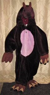 "Warm Kids dinosaur halloween costume 36"" (3 feet tall) in Fort Lewis, Washington"