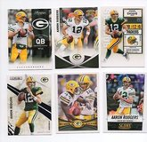 AARON RODGERS GREEN BAY PACKERS LOT in Oswego, Illinois