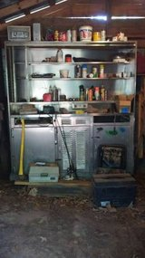 Stainless Steel Metal Cabinet Heavy Duty (Reduced) in Byron, Georgia