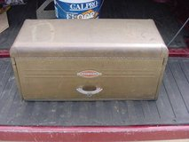 Vintage Craftsman 2 Drawer Tool Chest With Tray MADE IN USA in Tinley Park, Illinois
