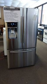Brand New stainless steel Samsung Refrigerator in Beaufort, South Carolina