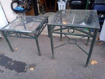 2 wrought Iron Tables in Fairfield, California