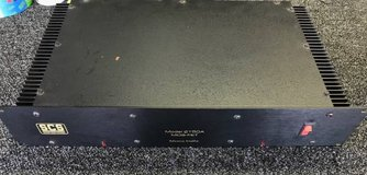 SCS 2150A MOS-FET Power Amplifier 100/150/300 watts/ch in Camp Pendleton, California