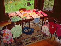 43 Pieces GIRLS 24 MONTHS Pants Shirts Shorts Jacket Dresses & More in Brookfield, Wisconsin