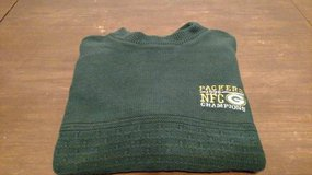 Rare Vintage Green Bay Packers - 1996 NFC Champs Sweater - Men's Large in St. Charles, Illinois