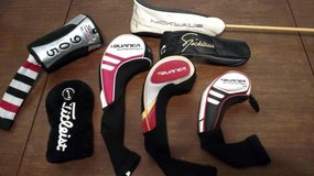 TaylorMade, Titleist, Nicklaus Head Covers in Yorkville, Illinois