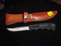 Rack Knife With Sheath in Fort Riley, Kansas
