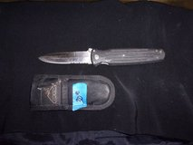 Gerber Combat Knife With Case in Fort Riley, Kansas
