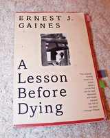 Vintage Contemporaries: A Lesson Before Dying by Ernest J. Gaines Paperback in Westmont, Illinois