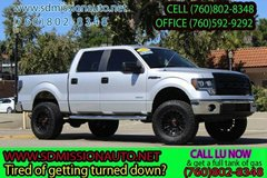 2013 Ford F-150 XLT Ask for louis (760) 802-8348 in Camp Pendleton, California