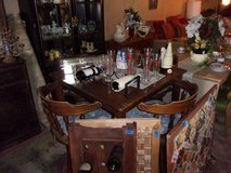 Bar Height Table and Four Matching Bar Stools Set in Fort Riley, Kansas