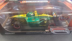 1:18 greenlight indycar will power champ car winner - signed in original box in Plainfield, Illinois