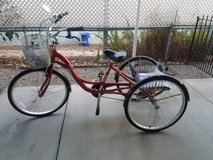 Like BRAND NEW Adult Tricycle (Cherry Red) in Camp Pendleton, California