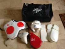 Tae Kwon Do Duffle Bag and Kids Gear in Elgin, Illinois