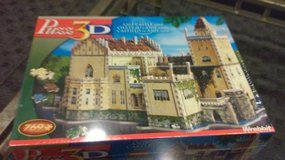 WREBBIT PUZZ 3D ANIF CASTLE PUZZLE in Joliet, Illinois