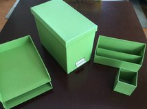 Desk accessories - Container Store Stockholm collection in Lockport, Illinois