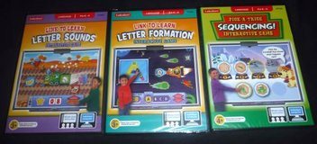 New! (3) Pre K - K PC Computer / Mac Learning Games by Lakeshore in Naperville, Illinois