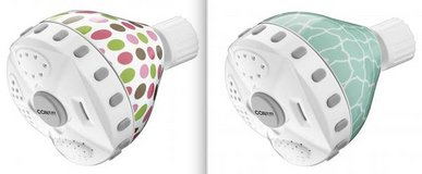 New! Conair Shower Prints Wall mount Shower Head - 2 to Choose From in Lockport, Illinois