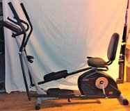 ProForm Hybrid Trainer Elliptical Bike 2 in 1 in Tacoma, Washington
