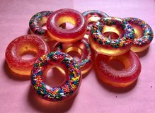 Scented Pink Donut Soaps in Fort Campbell, Kentucky