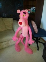 4+ ft Pink Panther stuffed animal in Chicago, Illinois
