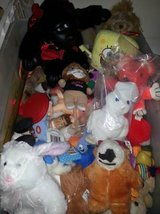 Stuffed animals $1 to $5 each in Chicago, Illinois