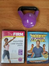 Fitness exercise cardio yoga equipment in Pearland, Texas