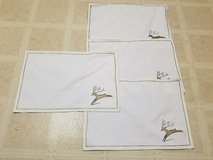 4 new placemats from World Market in Oceanside, California