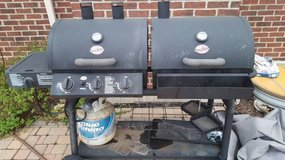 Char-Griller Gas and Charcoal Grill in St. Charles, Illinois