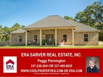 3 Bedroom and 2 bath five minutes from Post!!! in Fort Polk, Louisiana