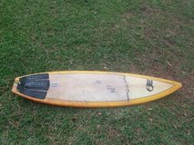 6'0 Surfboard Quad in Cherry Point, North Carolina
