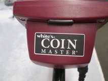 Whites coin master metal detector in Cherry Point, North Carolina