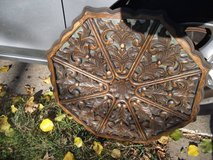 CARVED OCTAGON WALL ART in Tinley Park, Illinois