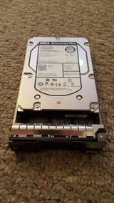 Dell Enterprise Cheetah 600GB 15K SAS Server Hard Drive in Elgin, Illinois