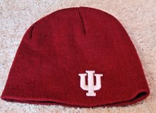 Indiana Hoosiers Crimson Red Knit Beanie Cap, Embroidered Letters/Logo, One Size in Naperville, Illinois