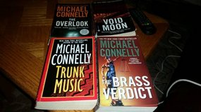 Michael Connelly Thrillers and others 2 for a $1 (very good condition) in Travis AFB, California