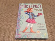 Fancy Nancy Nancy Clancy Sees the Future Hard Cover Book Age 6 - 10 Grade 1st - 5th in Morris, Illinois