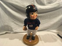 nfl denver broncos merchandise 17 dancing battery powered bobble head player  02034 in Fort Carson, Colorado