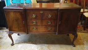 large vintage buffet/sideboard in Houston, Texas