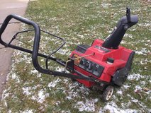 Toro snowblower in Schaumburg, Illinois