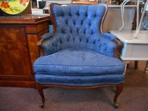 Beautiful French Navy Chair in Naperville, Illinois