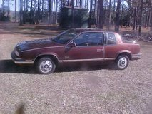 Classic 87 Olds Calais in Moody AFB, Georgia