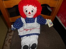 "17"" Applause RAGGEDY ANN Doll! With Tags in Spring, Texas"